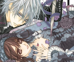 Vampire knight cover by xKaatii