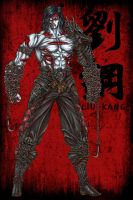 LIU KANG (ZOMBIE) by MIDWOOD