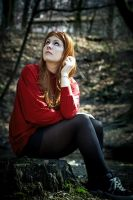 Amy Pond - The Girl Who Waited by FujimiyaRan