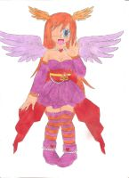 Contest: Angelic Izka by animequeen20012003