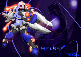 [Bionicle: Reborn] HELRYX the unknown by IlReSanmto