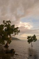 Kaimana, West Papua: The Sunset City by lalasgun