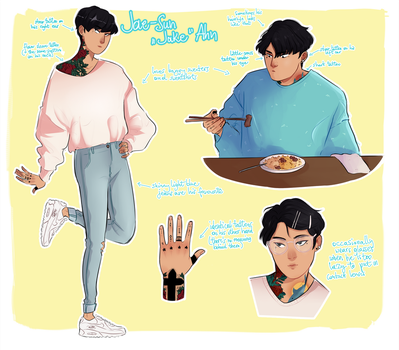 Jake // reference by mojsze