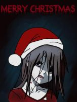 Merry Christmas From Sachiko by MouseSky