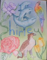 Shirley Collage by Sofera