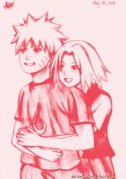 NaruSaku- Stay With Me, Naruto by AbBYRaGEOUS