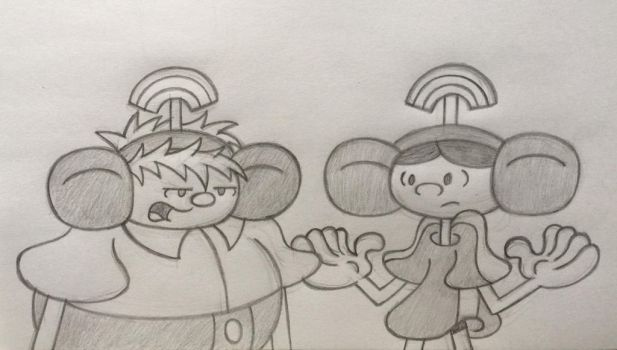 OTP Theme 10: With Animal Ears by pennywhistle444
