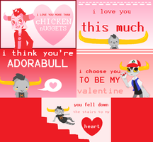Tavros Valentines by pupsikpop