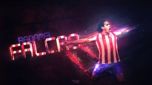 Radamel Falcao by anasonmania
