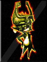 Hot little Midna by Black-Link