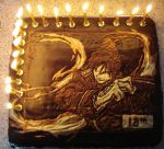 Cake - Roy Mustang by Lutra-Gem