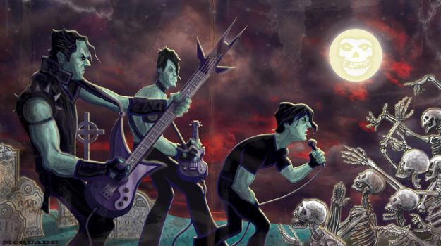The MISFITS 2011 UPDATE by McQuade