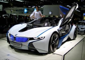 BMW Efficientdynamics Vision Concept by toyonda