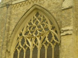Chichester Cathedral: 8 by yaschaeffer