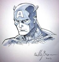 Cap sketch by ReillyBrown