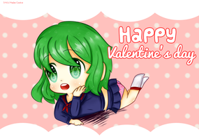Happy Valentine - Shun by sailormagical