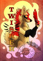 Twisker Badge by DrizzleSnow