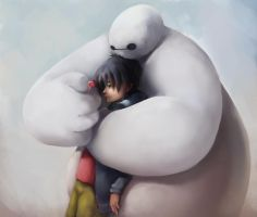 Big Hero 6 by Pkun
