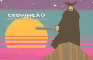 Crowhead Bastard Son Of The Mountain by Hartter