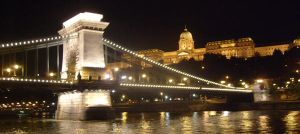 Budapest Bridge Wide by karagorge