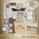 Wedding Bliss - Kit by shelldevil