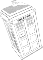 TARDIS by stellated