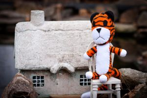 Home with Hobbes by greenchylde