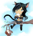 Final Fantasy XIV Commission by Melody-in-the-Air