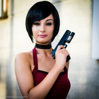 ID Ada Wong ! by ZombieQueenAlly