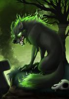 Hell Hound by TaniDaReal