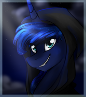 Luna portrait thing by Oscarina1234