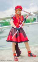 Vita - Cosplay by PS-XiaoFeng