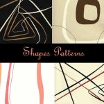 Shapes Photoshop Patterns by eMelody