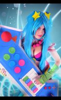 Sona Arcade - Let's Play by EviiCosplay
