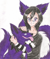 Art trade - HinatasBFF2 by MewIchigoZoey