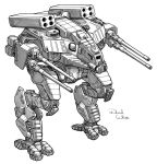 Paulson Mech by Mecha-Zone