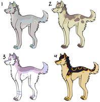 Point Adoptables 6 - GONE by Railguns