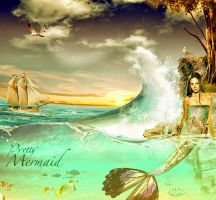 Mermaid by Oceandeep76