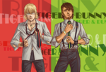 Tiger and Bunny by VKliza