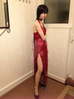 Ada Wong Resident Evil 4 Cosplay 2 by MasterCyclonis1