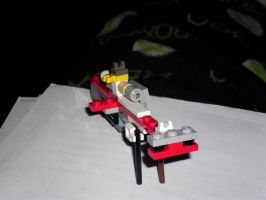Lego Barret 50 Caliber by bubba145