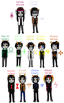Fantroll Set by PsychoSheepParty