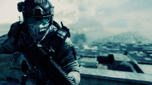 Tom Clancy's Ghost Recon: Future Soldier - by Fofan1982