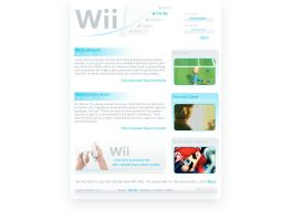 Wii Template by StratocasterUK