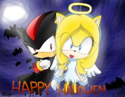 Happy Hallowen by naomithecat1