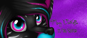Eyes commish for Fawk by BananaSplitzel