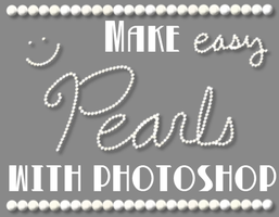 Pearls brush for Photoshop by Pimpypants