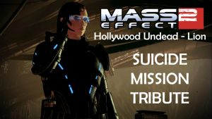 Mass Effect 2 - Lion (Hollywood Undead) by GothicGamerXIV