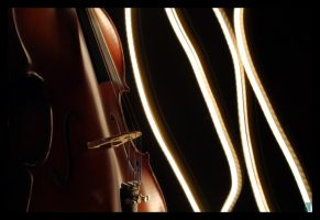 Mon violoncelle by AG-Diogene