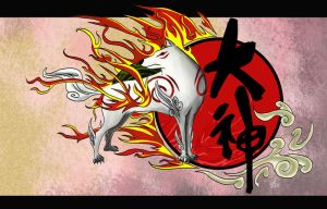OKAMI by saviorjason